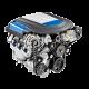 2,0L гибрид бензин/электричество (2,0L DOHC PFI Gas/Elect.)
